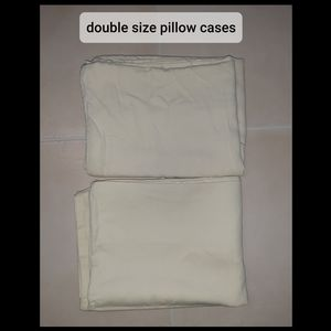 Other - 3 for $15   2 double Pillow slips